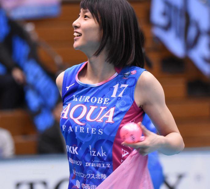 ランキング 日本 女子 バレー